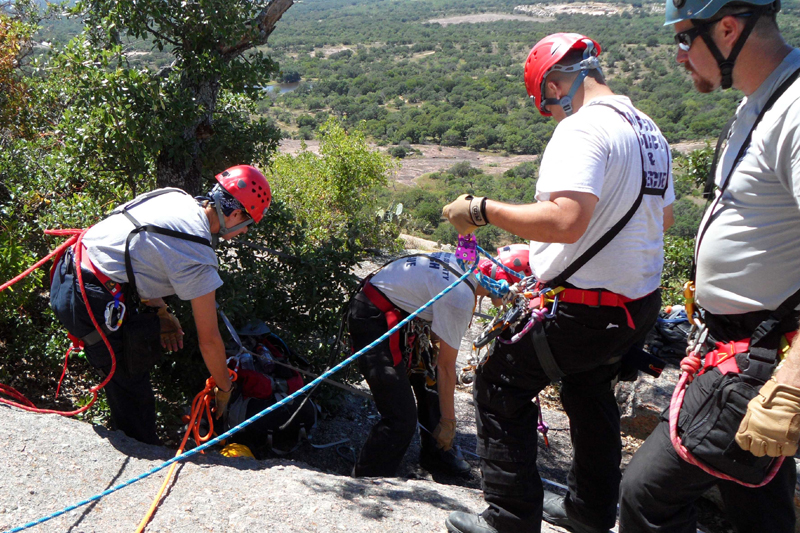 Rope Rescue Operations